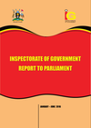 IG Report to Parliament January - June 2016