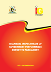 IG Report to Parliament July to December 2018