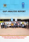 Gap Analysis of Anti-Corruption, Accountability, Security Institutions in the border region of Karamoja in Uganda and Kenya