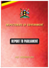 IG Report to Parliament  July-Dec 2012